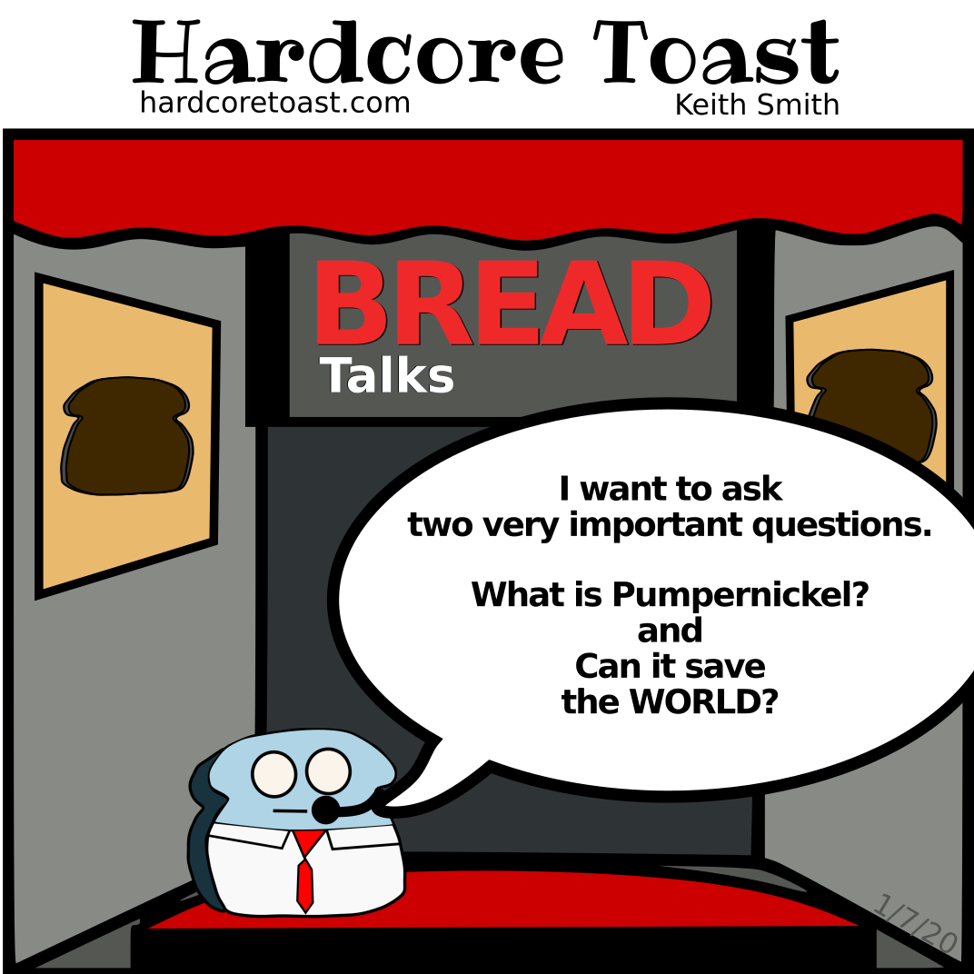 Bread Talks