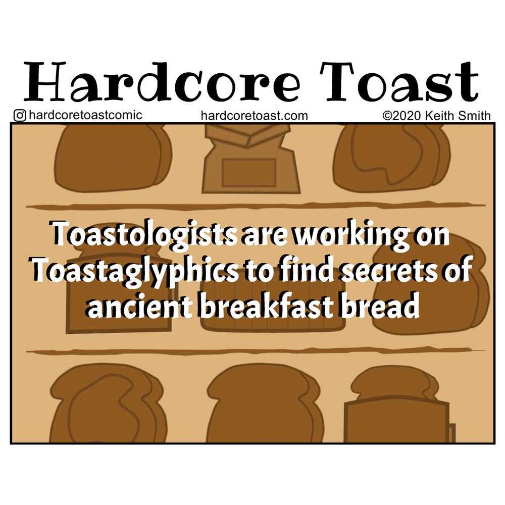 Ancient Toast